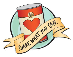 "Share What You ""CAN""!"