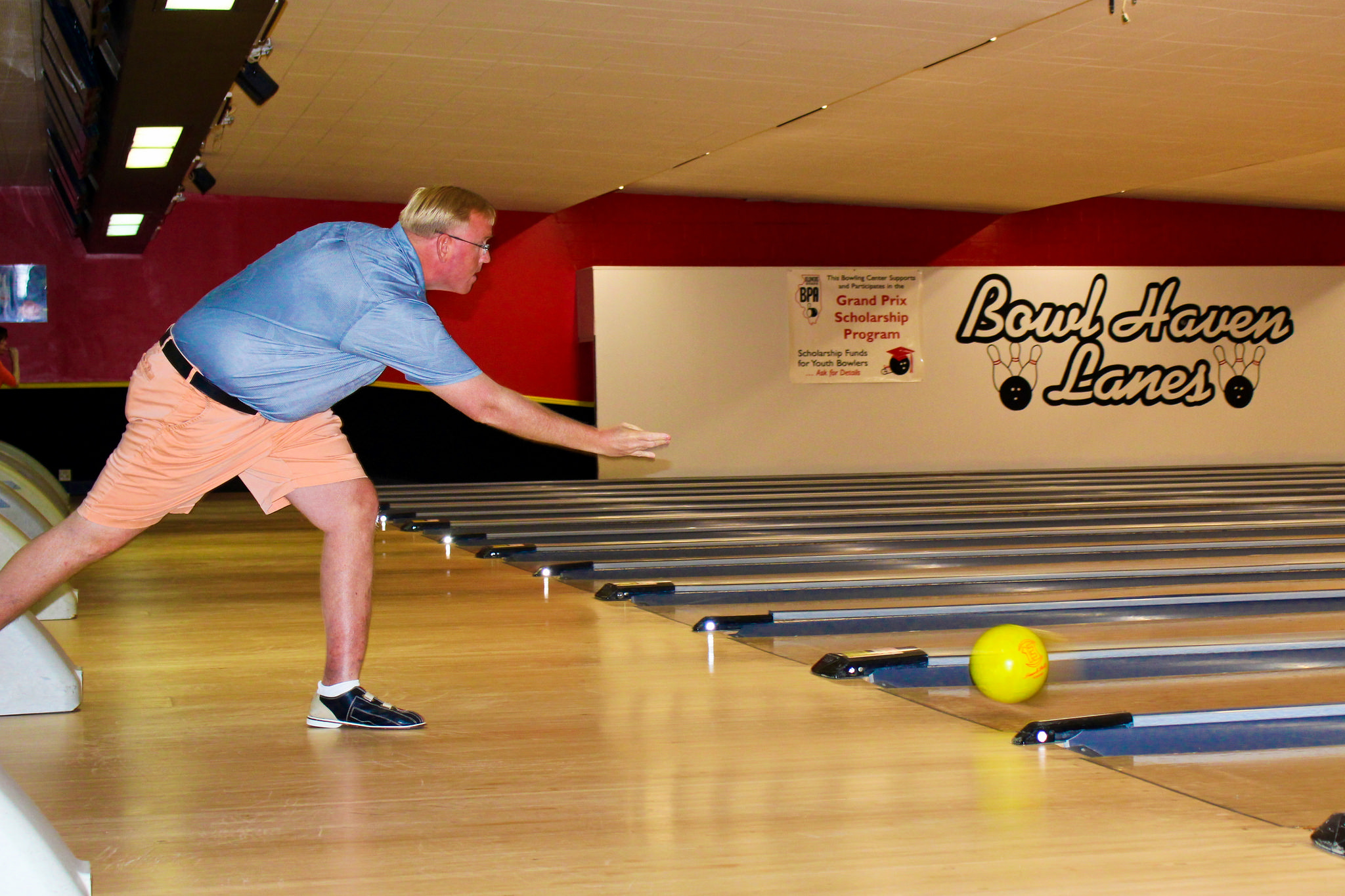 Junior amateur bowling tournaments idea