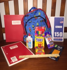 JLGA Supports Madison County Child Advocacy Center Supplies Help Start the School Year Strong
